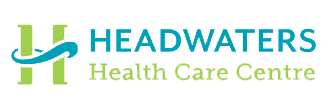 Headwaters Health Centre Logo - transparent