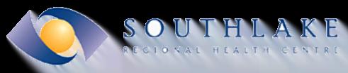 Southlake Regional Health Centre logo - transparent