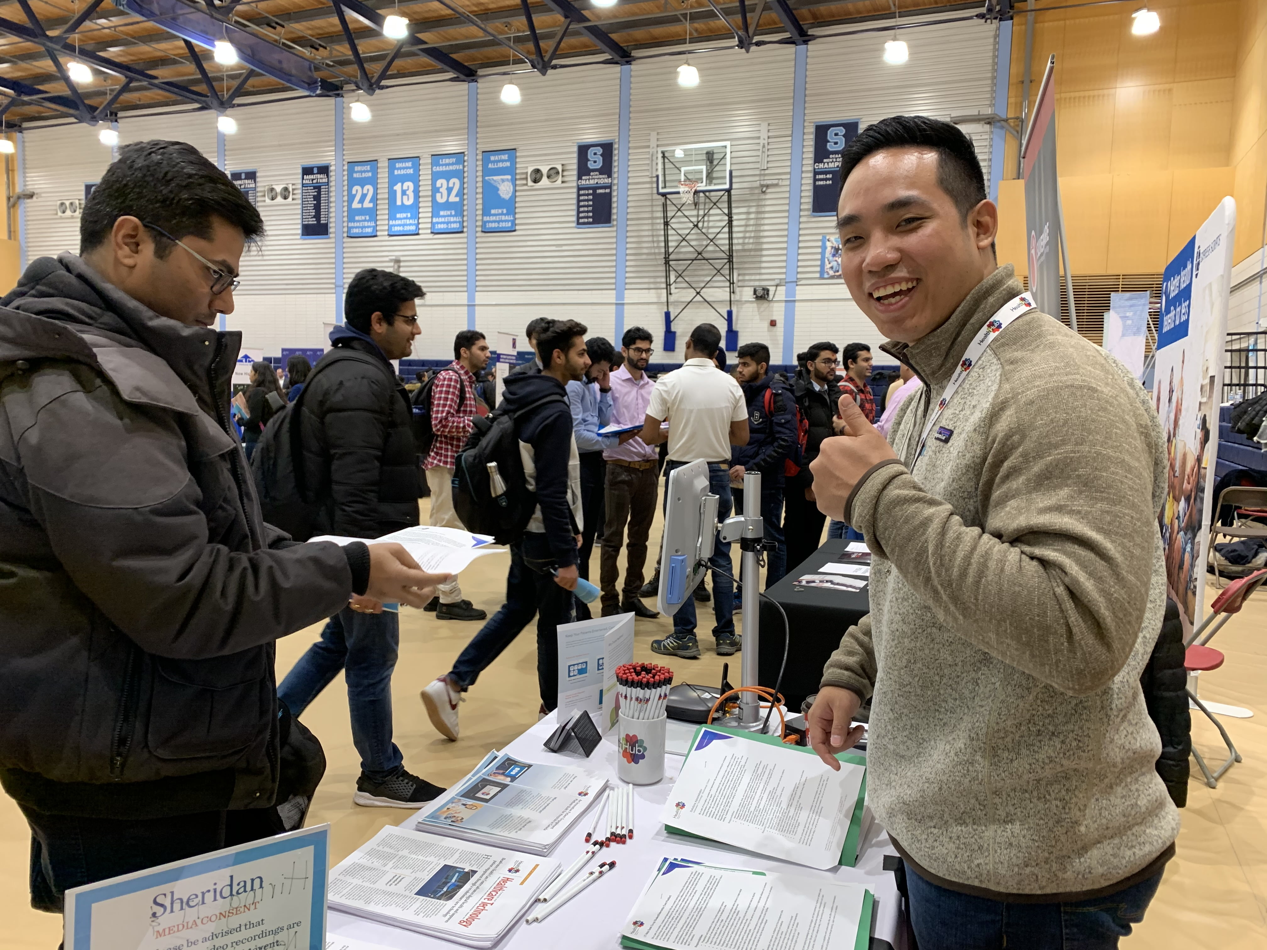 Sheridan College - Job Fair