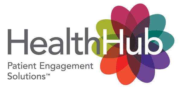 HealthHub Patient Engagement Solutions logo - Small