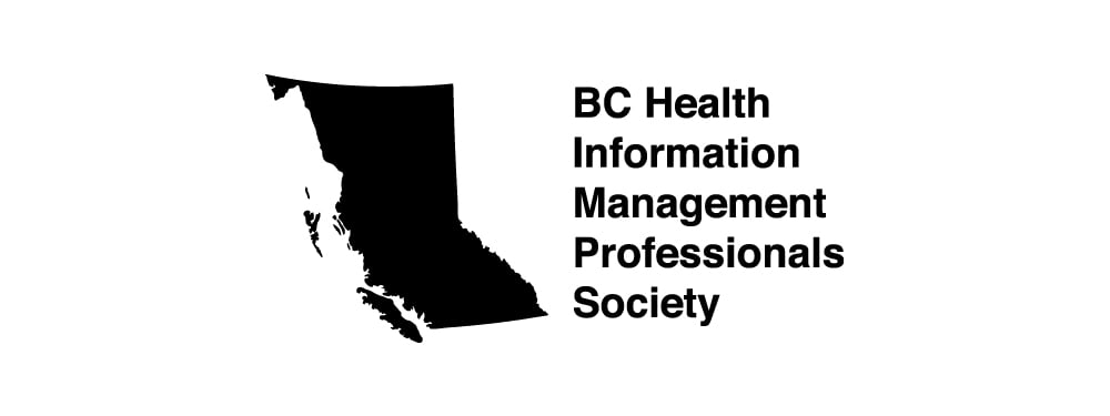 BC Health Information Management Professionals Society Logo