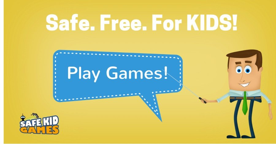 Safe Games for Kids - Patient Resource Page