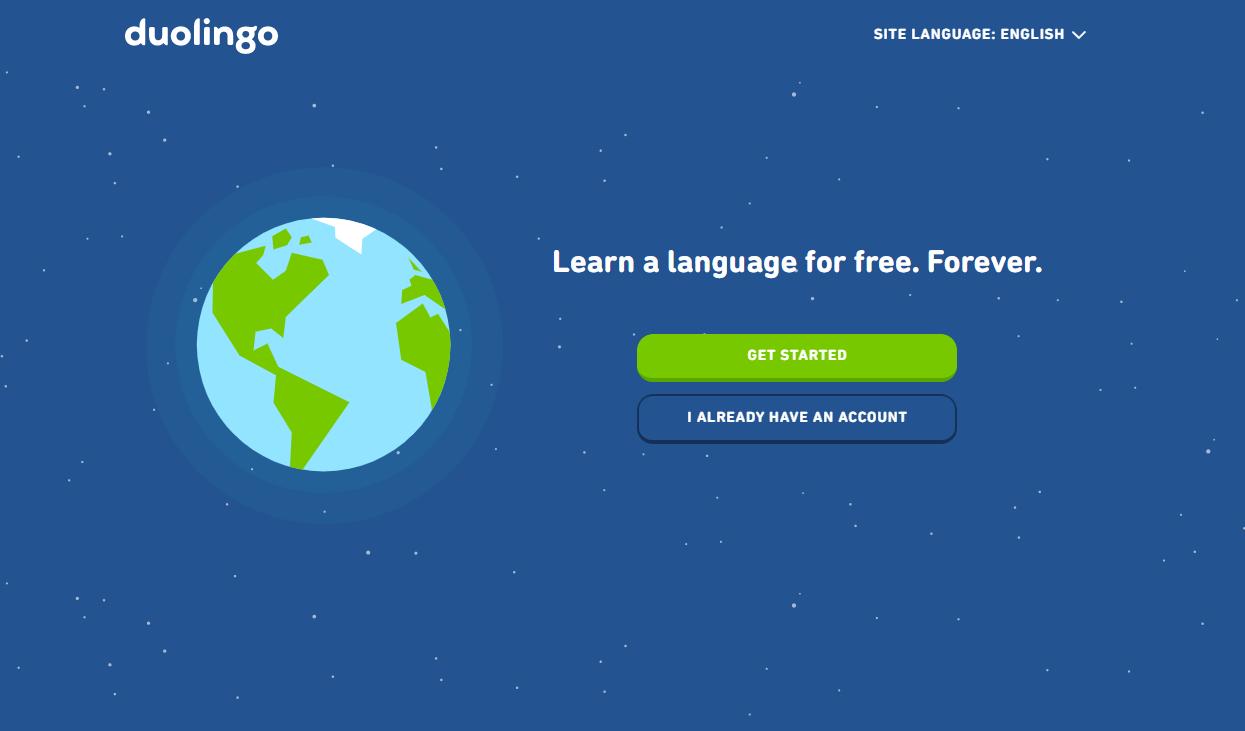 Duolingo - Patient Resource Page