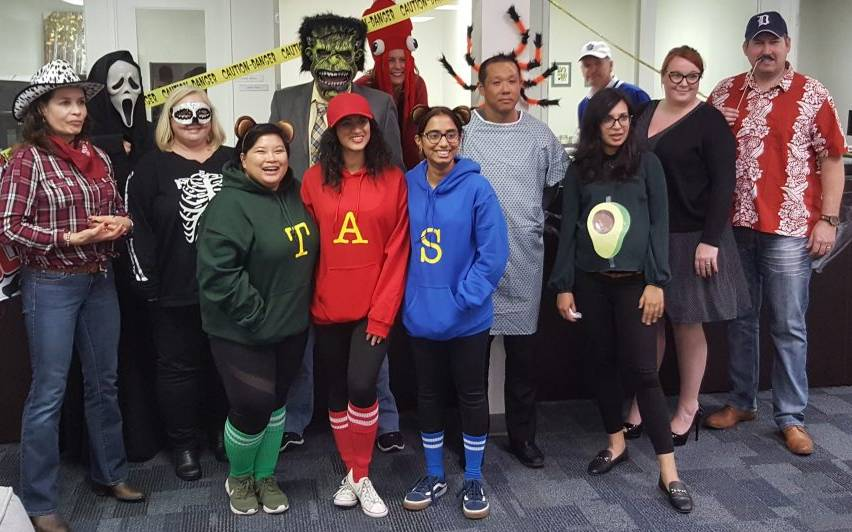 HealthHub Staff - Halloween Costumes